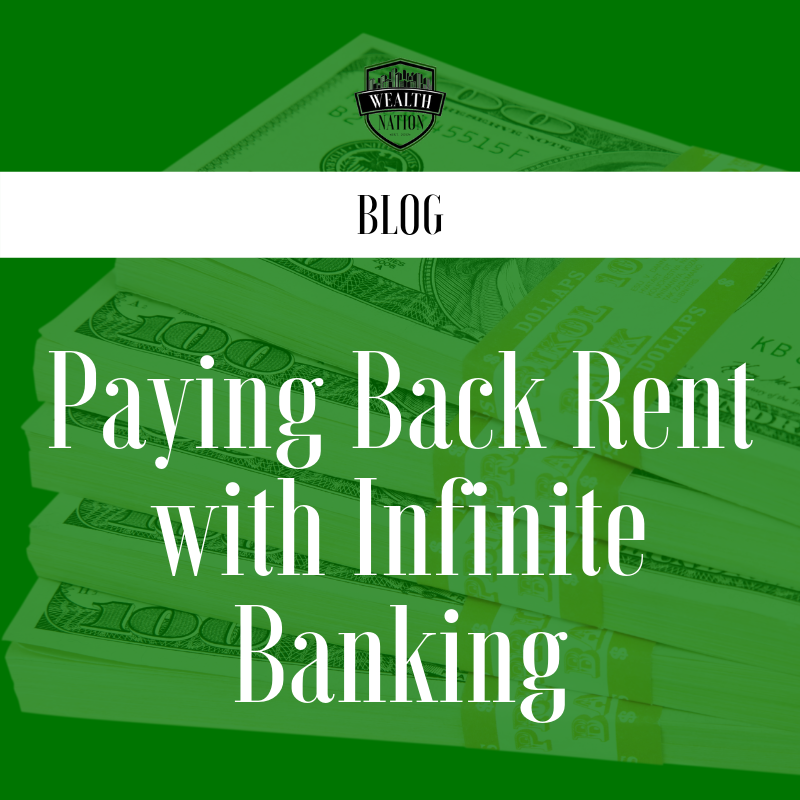 paying back rent